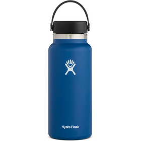 Hydro Flask Wide Mouth Bottle 946ml cobalt